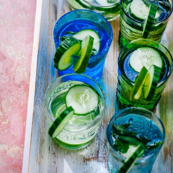 FruWo (fruit water) green