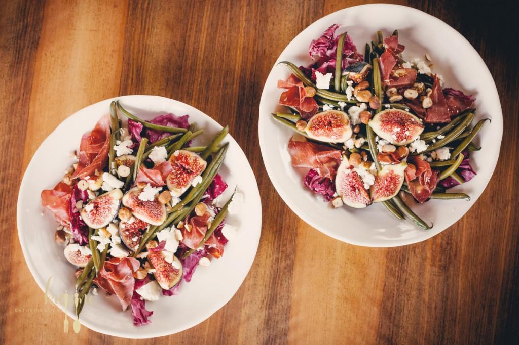 Bohnensalat mit Feigen-103