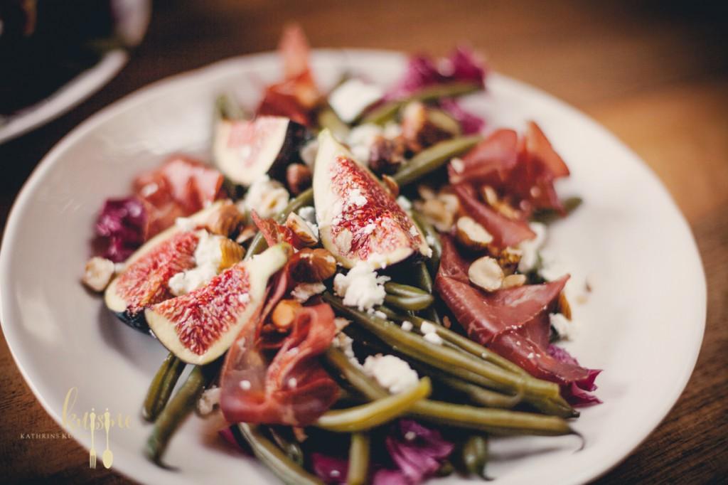 Bohnensalat mit Feigen-108