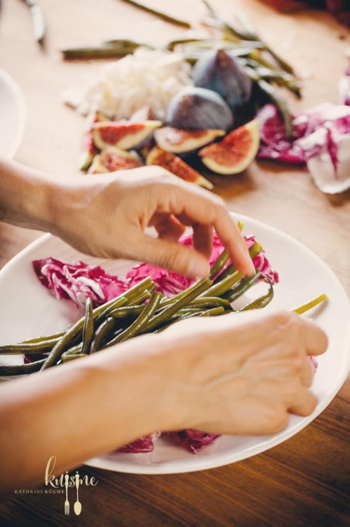 Bohnensalat mit Feigen-36