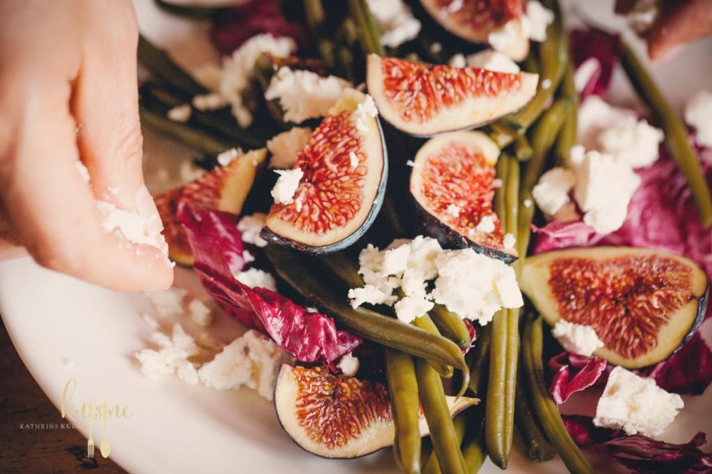 Bohnensalat mit Feigen-59