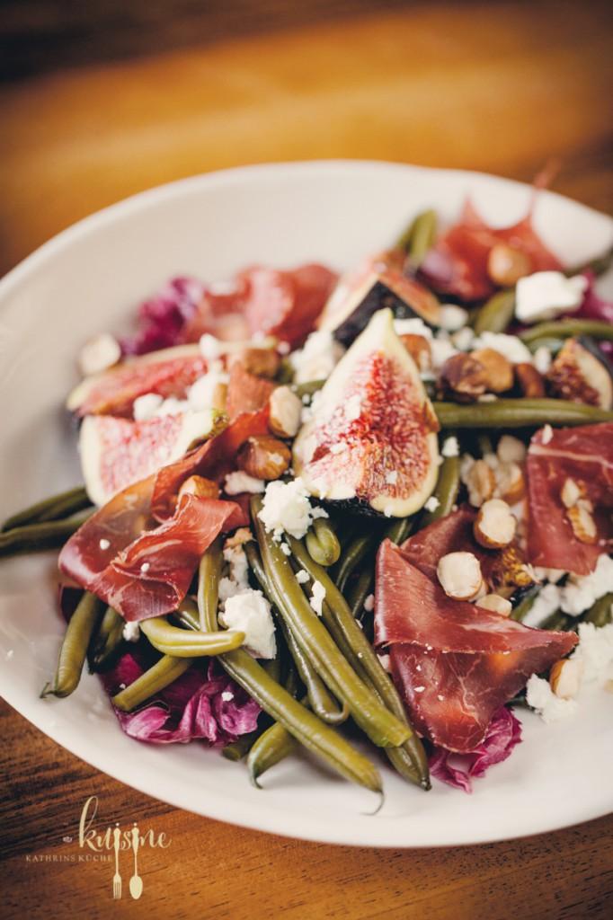Bohnensalat mit Feigen-87