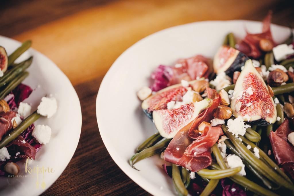 Bohnensalat mit Feigen-93