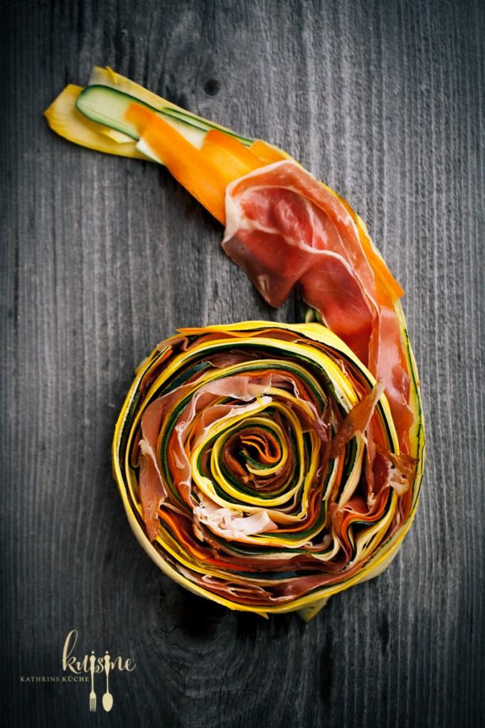 Gerollter Gemüsekuchen-27