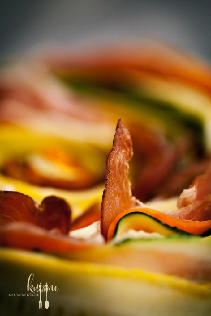 Gerollter Gemüsekuchen-30