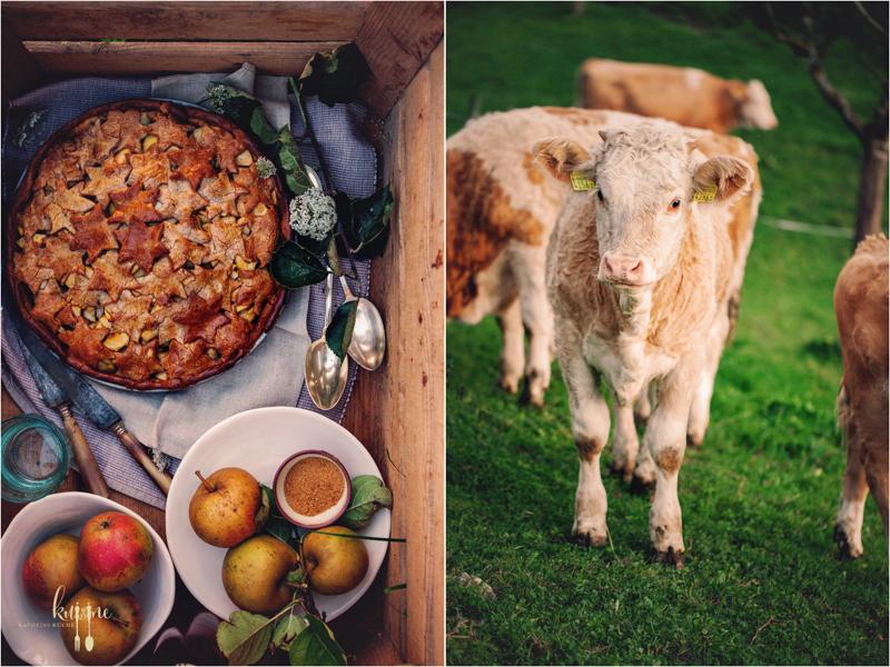 Apple Pie mit Kastanienmehl 11