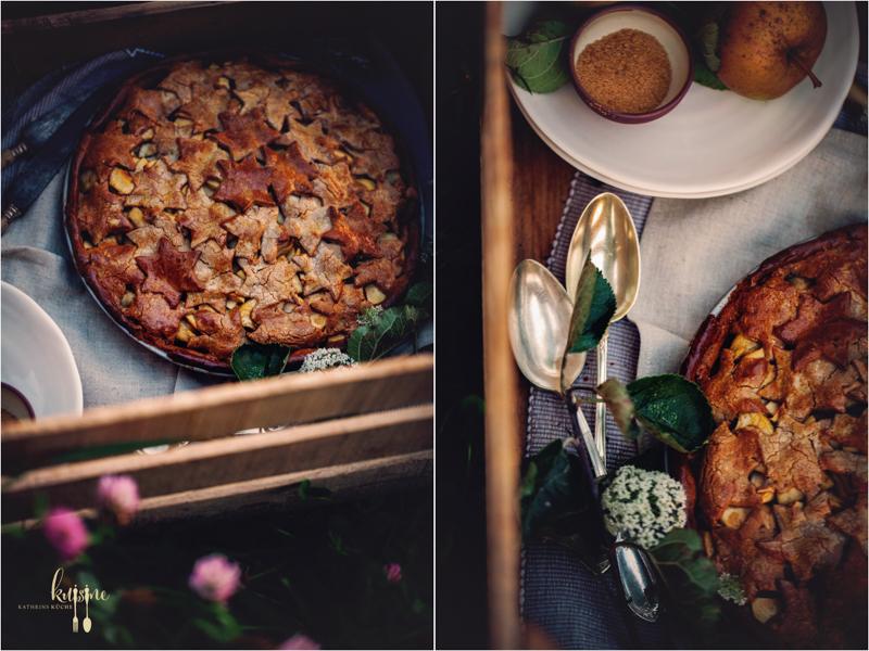 Apple Pie mit Kastanienmehl 25