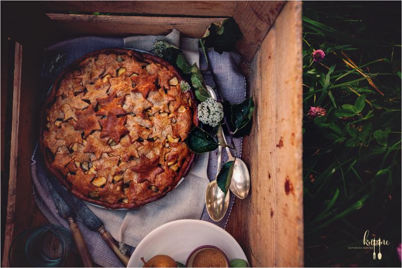 Apple Pie mit Kastanienmehl 35