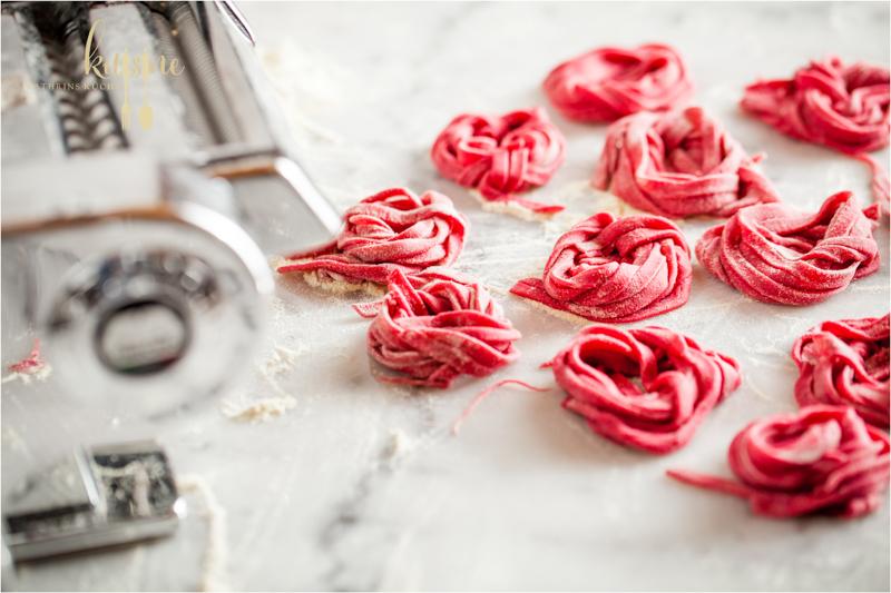 Rote Pasta 19