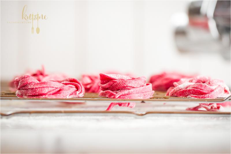 Rote Pasta 20