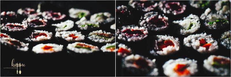 Sushi rolls - 13