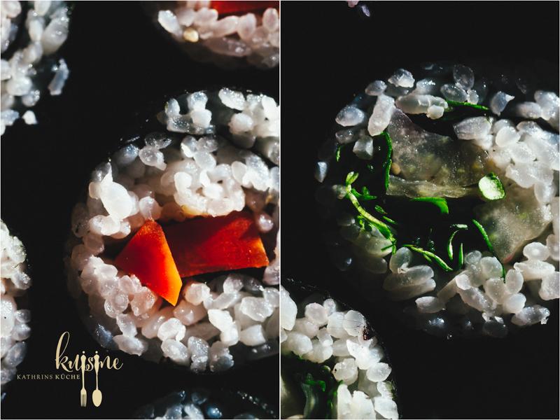 Sushi rolls - 14