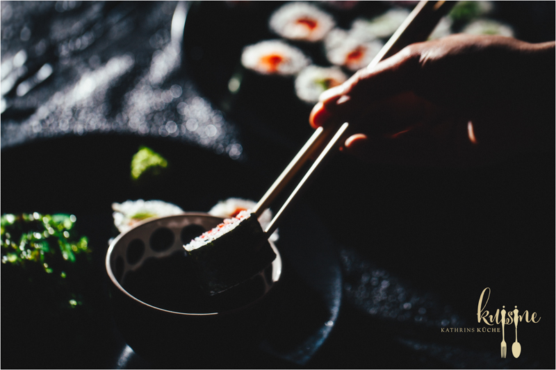 Sushi rolls - 17