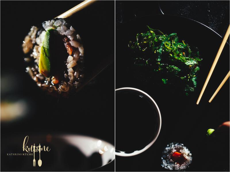 Sushi rolls - 19