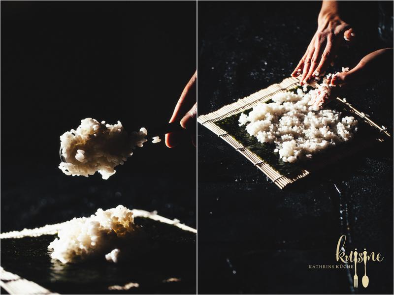 Sushi rolls - 3
