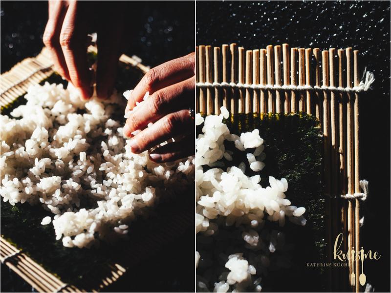 Sushi rolls - 4