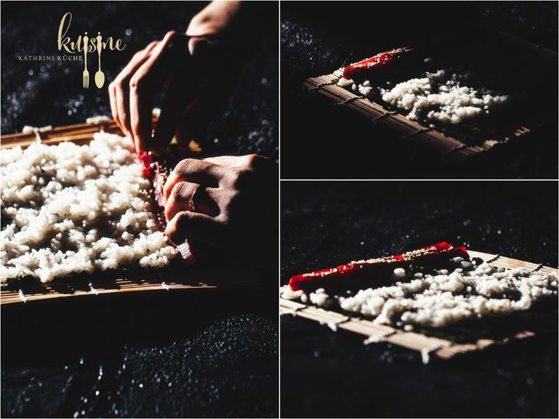 Sushi rolls - 5