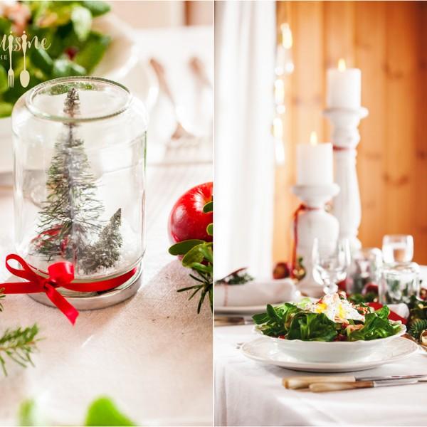Festessen Weihnachten 2014