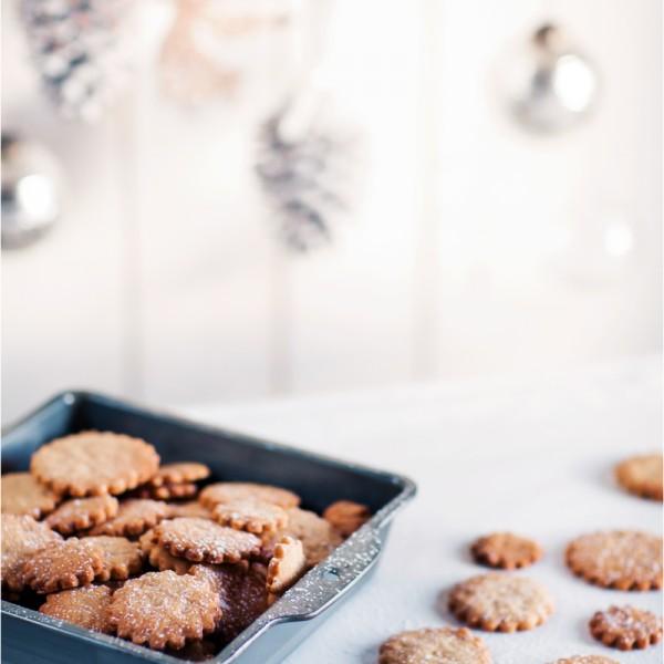 Ingwergüetzi - ginger cookies