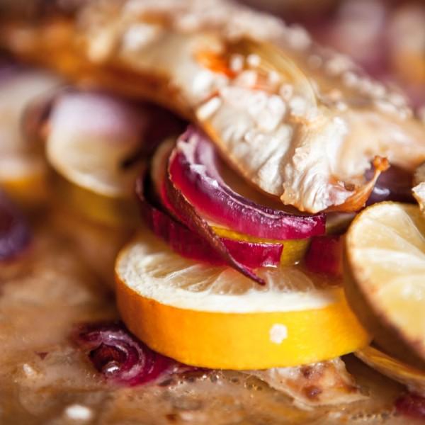 Fish & Chips machen auf