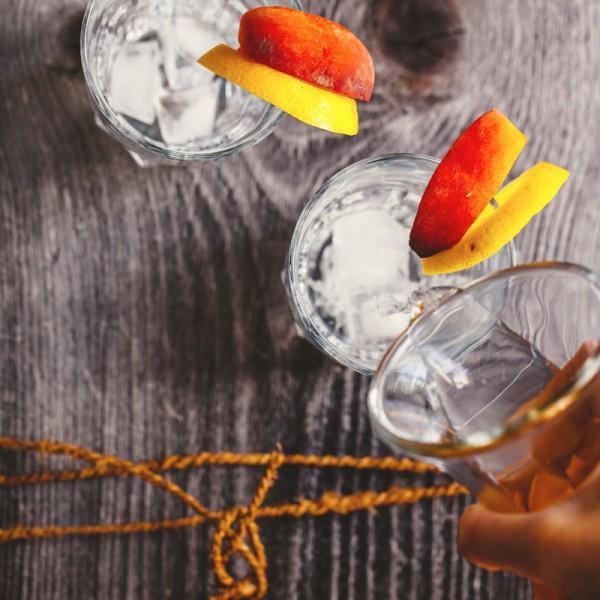 FruWo (fruit water) Peach