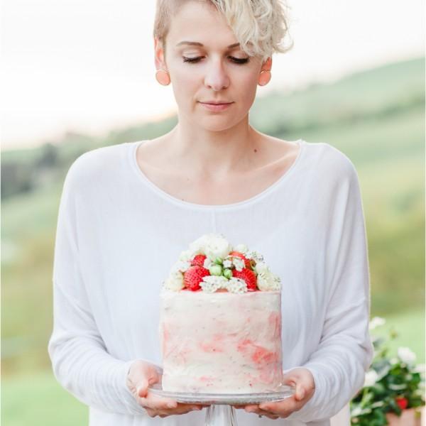 Erdbeertorte - strawberry cake